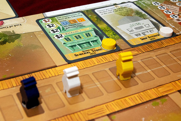 Nevada City Game Experience