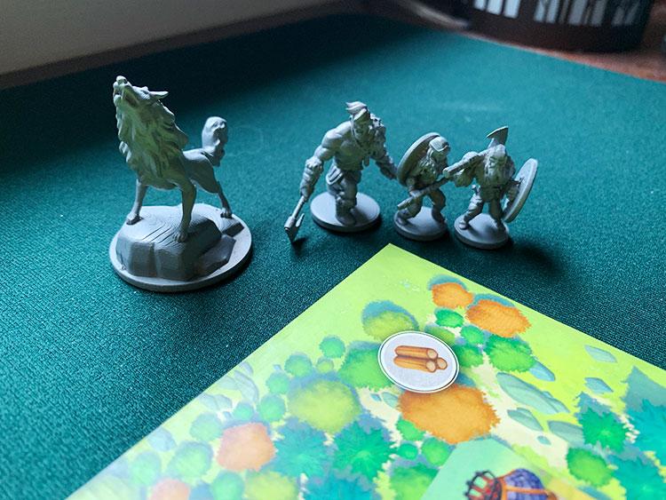 Northgard Minis