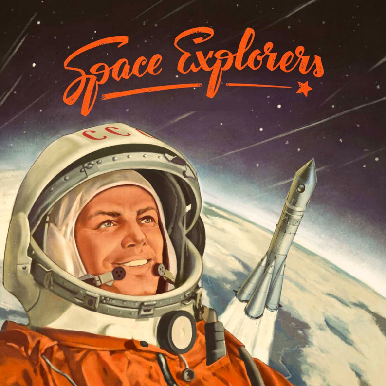 Space Explorers Review | Board Game Quest