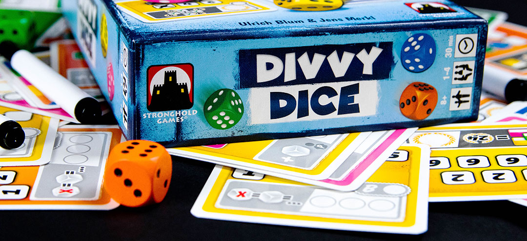 Divvy Dice Review