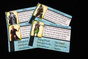 Inventure Quest Cards