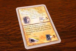 The Liberation of Reitburg Narrator Card