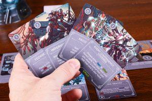 Marvel Villainous Cards