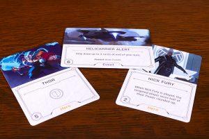 Marvel Villainous Fate Cards