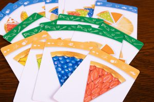 Piece of Pie Scpre Cards