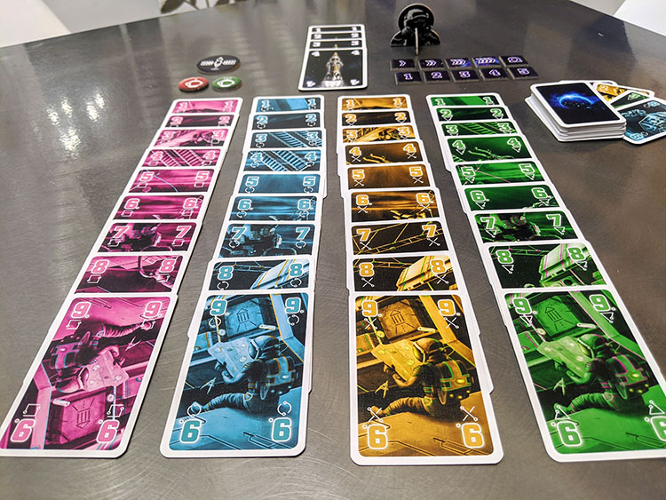 The Crew Cards
