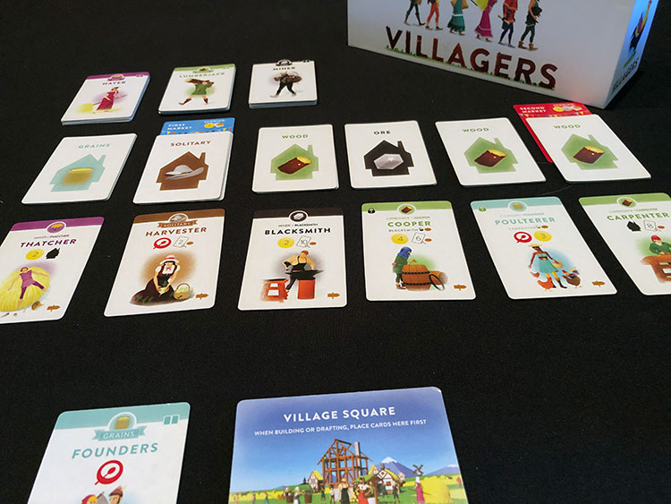 Villagers Game Experience