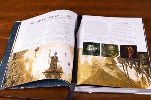 Warhammer 40k Indomitus Lore