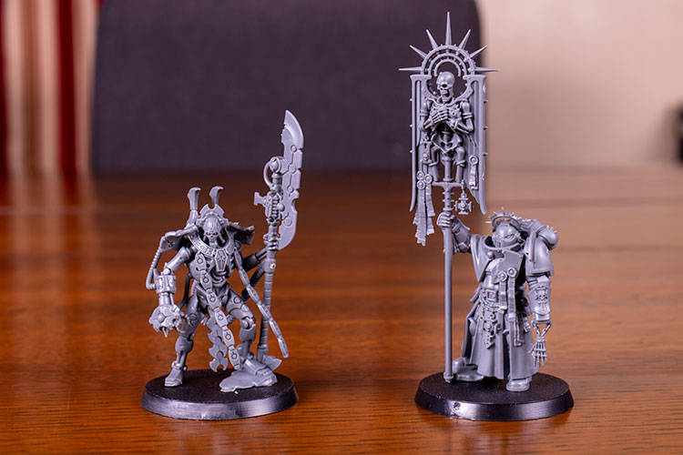 Warhammer 40k Indomitus Miniatures