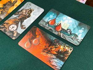 Armata Strigoi Cards