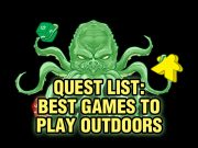 Best Games to Play Outdoors