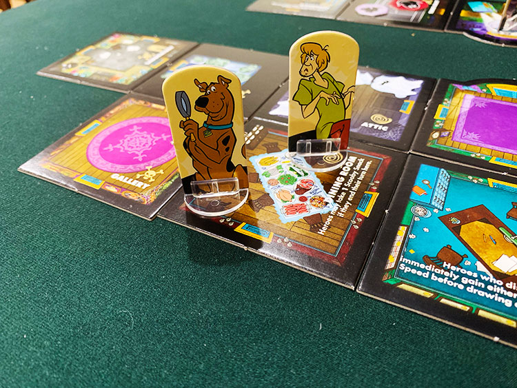Scooby-Doo! Betrayal at Mystery Mansion Game Experience