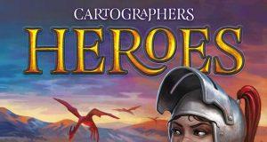 Cartographers Heroes
