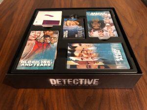 Detective Season One Box