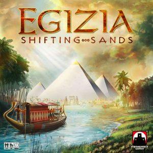 Egizia Shifting Sands