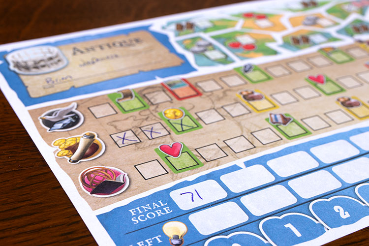 Imperial Settlers: Rise of the Empire Sheet