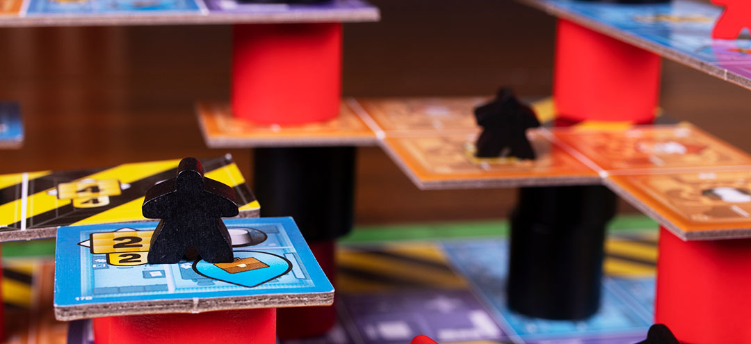 Meeple Towers Review