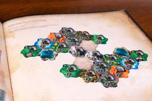 Monumental: The Lost Kingdoms Scenarios