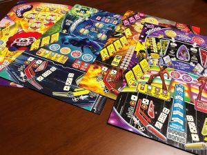 Super-Skill Pinball 4-Cade Boards