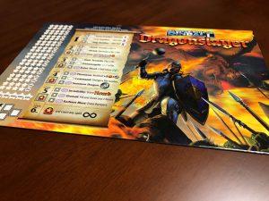 Super-Skill Pinball 4-Cade Dragon Slayer