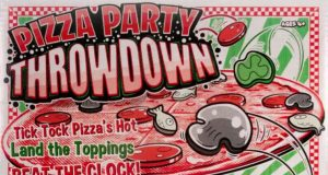 Pizza Party Throwdown