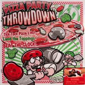 Pizza Party Throwdown