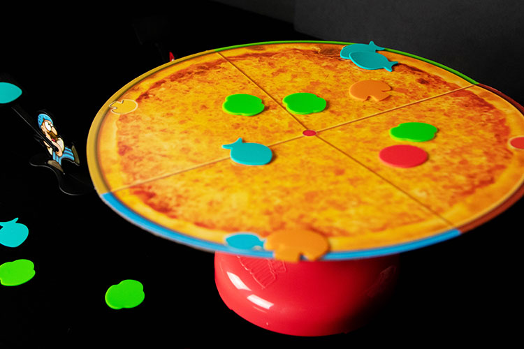 Pizza Party Throwdown Game Experience