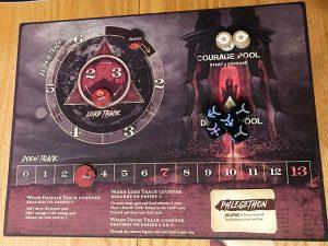 Planet Apocalypse Control Panel