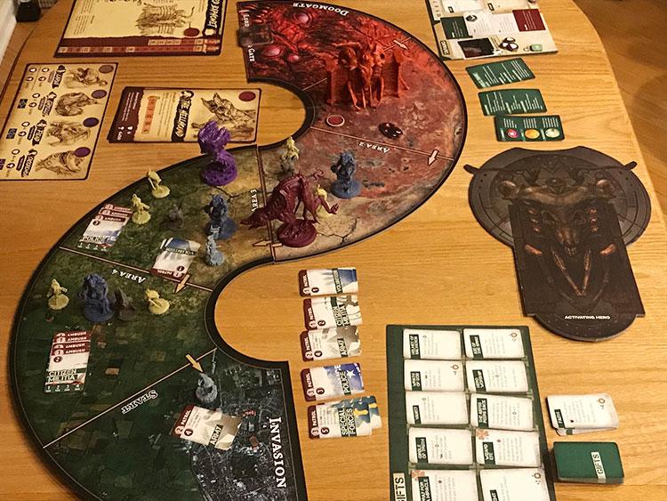 Planet Apocalypse Game Experience