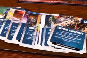 Rise of the Orks Cards