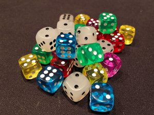 Fantastic Factories Dice