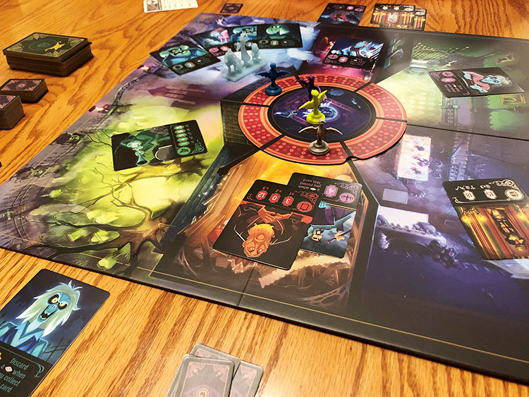 The Haunted Mansion Game Experience
