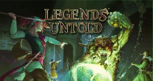 Legends Untold