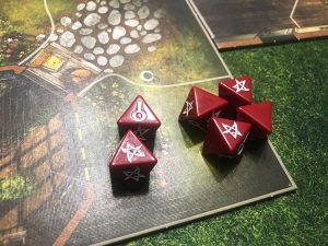 Mansions of Madness: Second Edition Dice