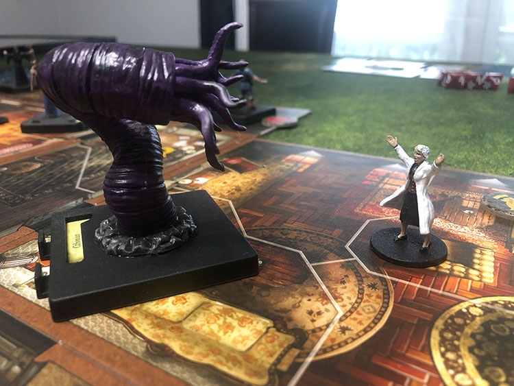 Mansions of Madness: Second Edition Game Experience