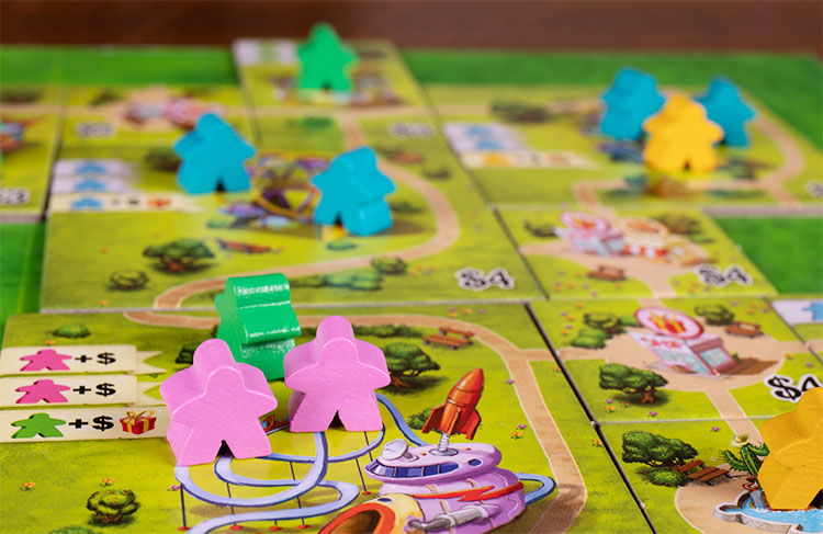 Meeple Land Game Experience