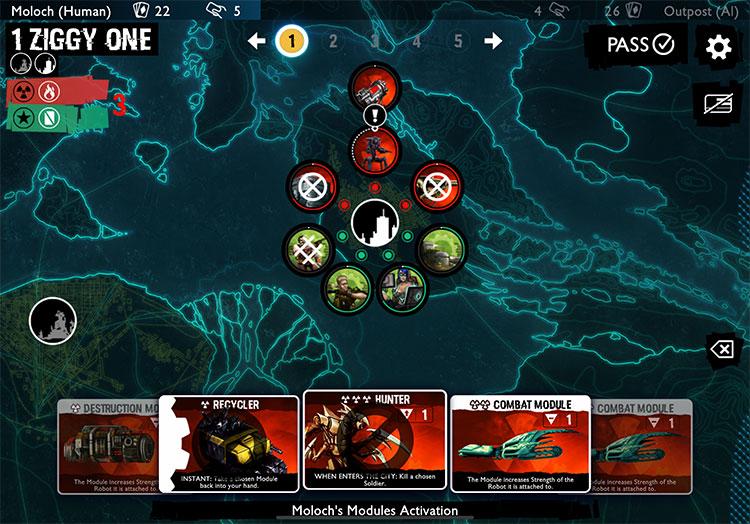 Neuroshima: Convoy Game Experience