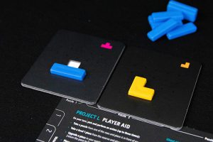 Project L Cards