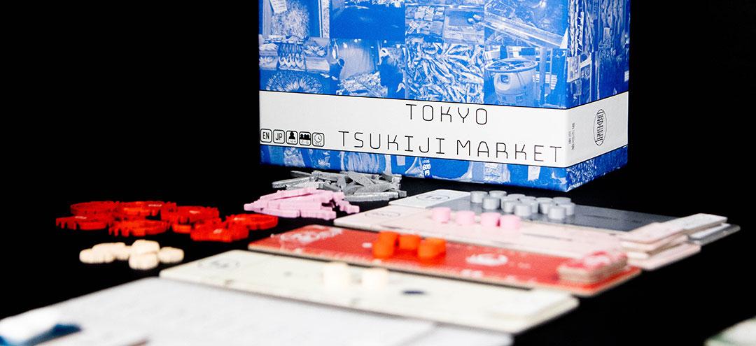 Tokyo Tsukiji Market Review
