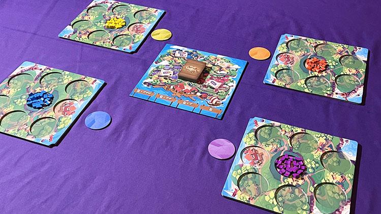 Fruit Picking Game Experience