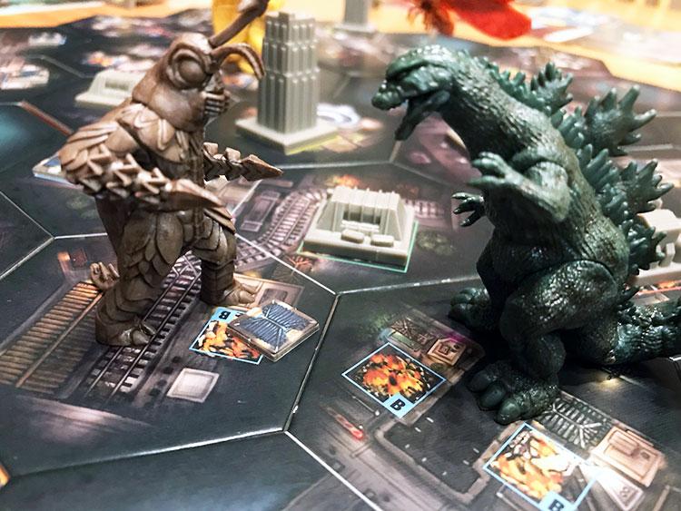 Godzilla Tokyo Clash Game Experience