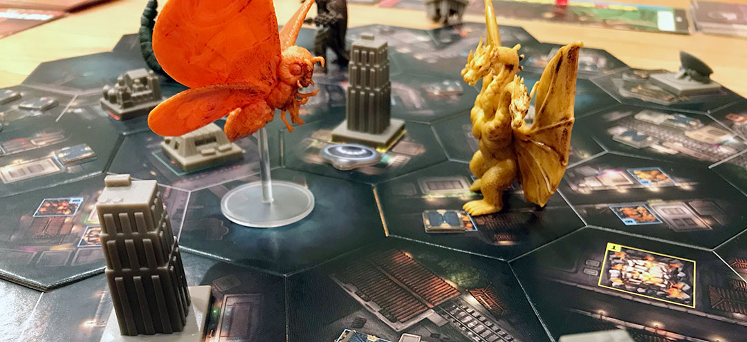 Godzilla Tokyo Clash Review