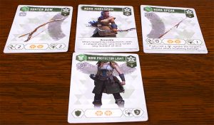 Horizon: Zero Dawn The Board Game Character