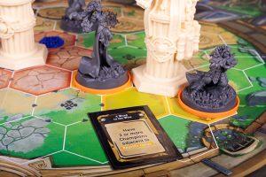 Super Fantasy Brawl Area Contrl