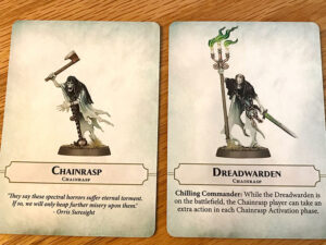 Crypt Hunters Cards