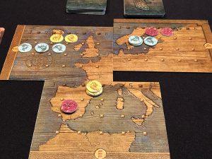 Lindisfarne Board