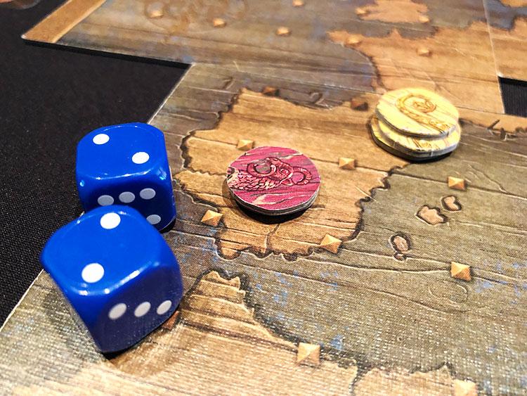 Lindisfarne Game Experience