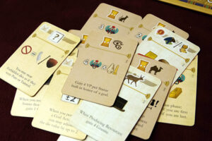 Tekhenu Cards