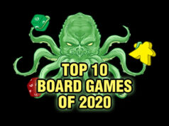Top 10 Board Games of 2020
