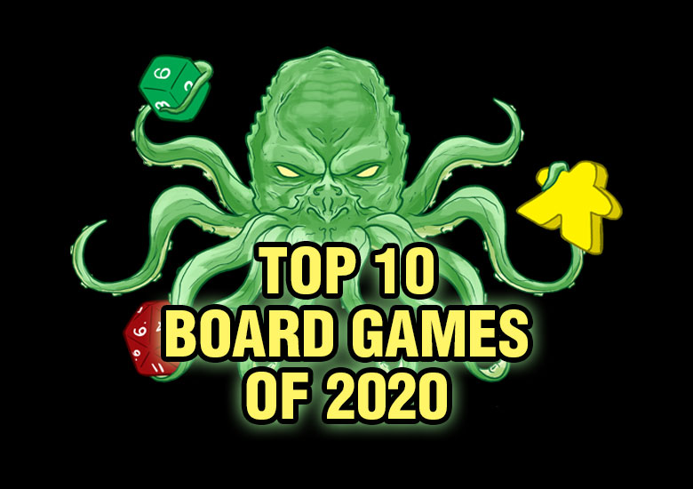 Top 10 Board Games of 2020